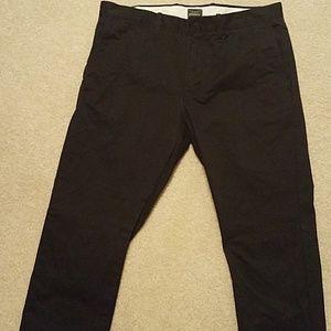 Men's Black Pants